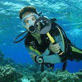 Подводен металотърсач Pulsedive Scuba-pointer 2in1 черен