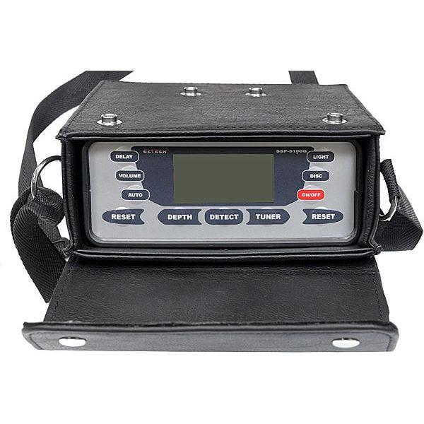 Дълбочинен металдетектор SSP-5100 Digital Discriminator