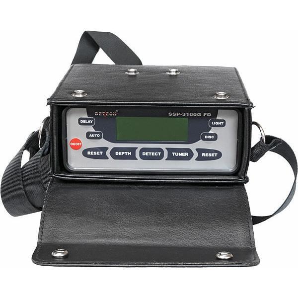Дълбочинен металдетектор Detech SSP-3100 Discriminator