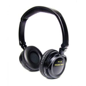 GoldenMask One 24kHz с безжични слушалки