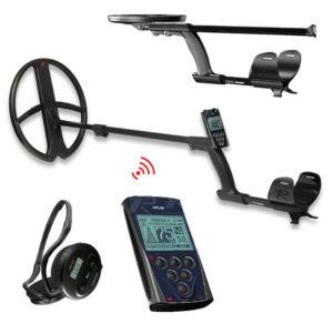 Металотърсач XP DEUS X35 34х28см слушалки/дистанционно