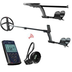 XP DEUS бобина 28см безжични слушалки/дистанционно