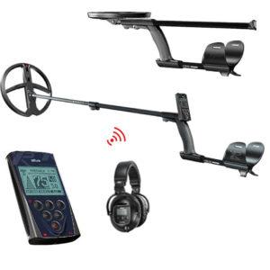 XP DEUS X35 бобина 28см слушалки-SW5/дистанционно