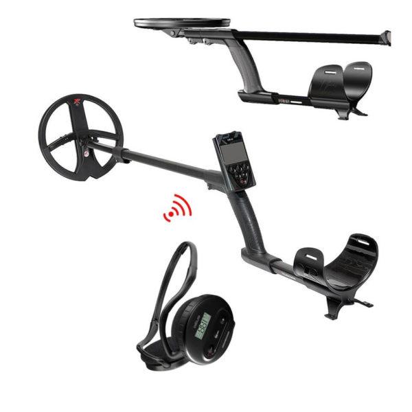Металотърсач XP DEUS V5 с безжични слушалки без дистанционно
