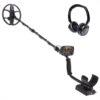 Металотърсач Golden Mask 4WD двучестотен 8 -18 Khz с безжични слушалки