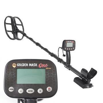 Металдетектор Golden Mask One 24 kHz LITE