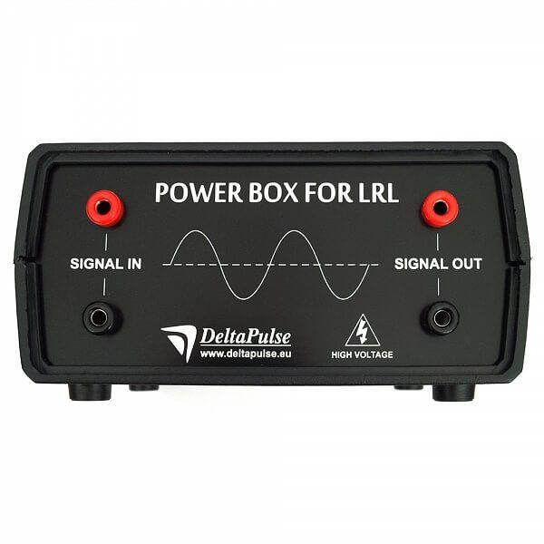 Power box усилва сигнала на локатори DDSL6 и LRL3000D до 50 пъти