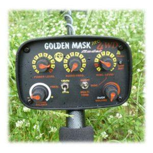 Металотърсач Golden Mask 4D двучестотен 8-18Khz