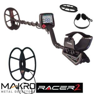 Металотърсач Makro Racer2 със сонда SEF