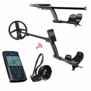 Металотърсач XP DEUS безжични слушалки/дистанционно