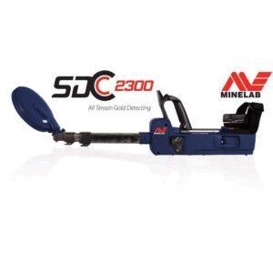 Металдетектор за злато Minelab SDC 2300