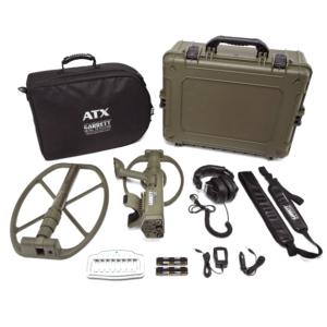 Златотърсач Garrett ATX Deepseeker Package